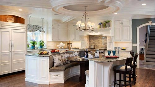 Kitchen is the heart of the home