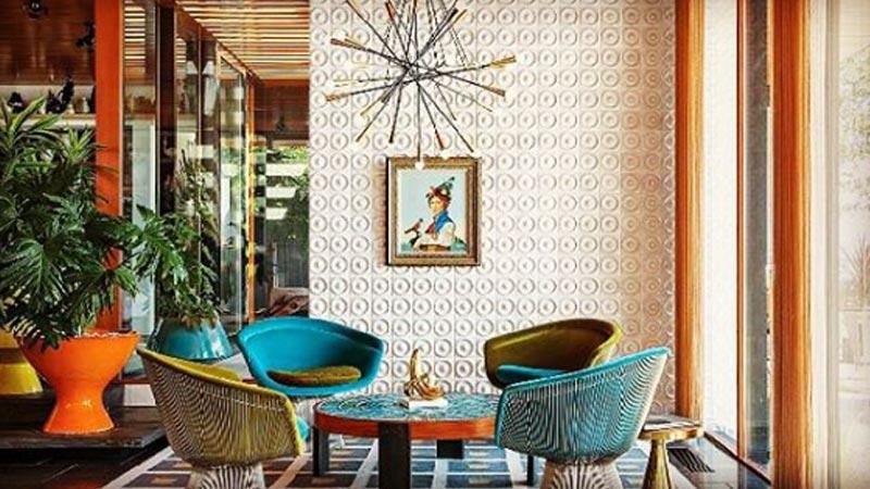Jonathan Adler House and Furniture