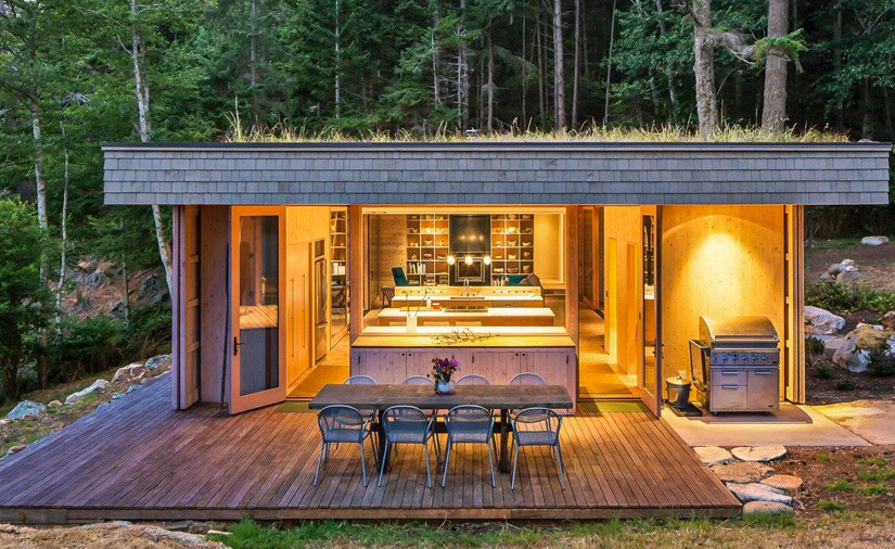 Wilderness Vacation Home