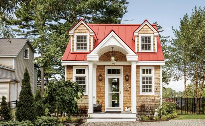 Tiny House, Big Imagination