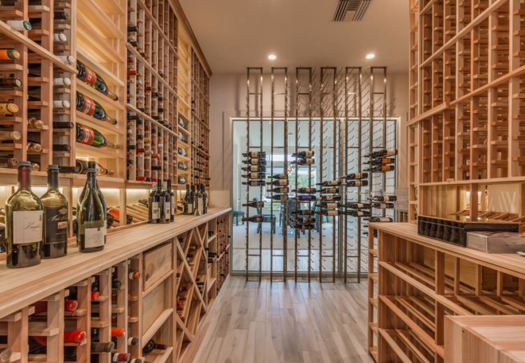 AMAZING HISTORIC BROOKHAVEN WINE CELLAR ! & Wine Cellar | Realtor Christopher Huffer Atlanta Real Estate Agent ...